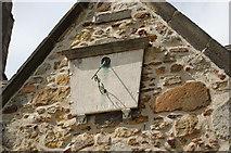 TQ8833 : Sundial,  Tenterden Church by Julian P Guffogg