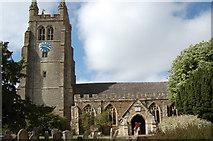 TQ8833 : Tenterden Church by Julian P Guffogg