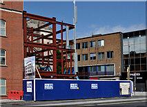 J3474 : Ann Street/Victoria Street development site, Belfast (17) by Albert Bridge