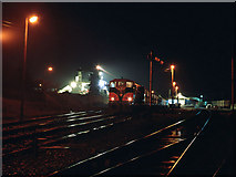 S8513 : Wellington Bridge station at night by The Carlisle Kid