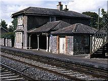 R7231 : Knocklong station building by The Carlisle Kid