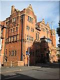 SO8455 : Victoria Institute, Worcester by Philip Halling