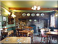SJ8079 : One of the rooms inside the Bird in Hand by Ian S
