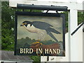 SJ8079 : The Bird in Hand, a Sam Smith's pub in Knolls Green by Ian S