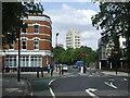 TQ3076 : Larkhall Lane, SW4 by Malc McDonald