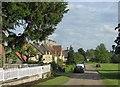 SE7171 : The village of Coneysthorpe by Pauline E