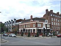 TQ2976 : Duke of York pub, near Stockwell by Malc McDonald