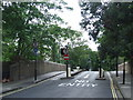 TQ2976 : Larkhall Lane bridge, SW4 by Malc McDonald