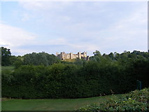 TM2863 : Framlingham Castle by Adrian Cable