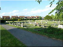 SU5707 : Wickham Road Cemetery (35) by Basher Eyre