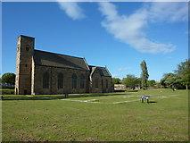 NZ4057 : St Peter's Church, Monkwearmouth by Alexander P Kapp