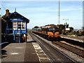 O2246 : Train approaching Malahide station by The Carlisle Kid