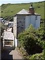 SW9980 : Cottage, Port Isaac by Derek Harper