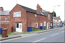 SK0418 : The Undertakers House, Bryans Lane, Rugeley, it was originally Bryants Lane, changing over to Bryans some time in the 50s by Mick Malpass