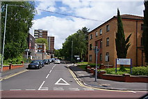 SO9199 : Oxley Street, Wolverhampton by Bill Boaden