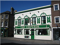 TL4557 : New name - still a pub by Given Up