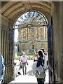 SP5106 : Looking from The Bodleian towards The Camera by Basher Eyre