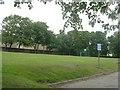 SE1334 : Daisy Hill Recreation Ground - Daisy Hill Lane by Betty Longbottom
