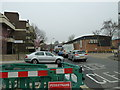 TQ2575 : Putney Bridge to Parsons Green and back via Hurlingham (159) by Basher Eyre