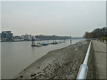 TQ2575 : Putney Bridge to Parsons Green and back via Hurlingham (173) by Basher Eyre
