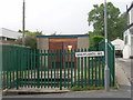 SE1334 : Electricity Substation No 618 - Wheatlands Avenue by Betty Longbottom