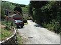 SX0041 : Footpath to Treveague Farm by David Smith