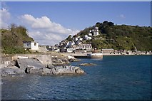 SX2553 : East Looe by Bazz