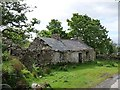 M0474 : Derelict cottage at Sraheen by Oliver Dixon