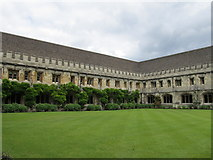 SP5206 : Cloisters, Magdalen College, Oxford by Richard Rogerson