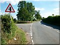 SJ4258 : Junction of Lower Lane and Chester Road (B5130) by Jeff Buck