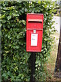 TM1557 : Manor View The Street Postbox by Adrian Cable
