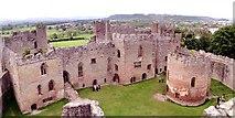 SO5074 : Ludlow Castle by Philip Pankhurst