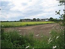 SK8354 : Rose Vale Farm (2) by Jonathan Thacker
