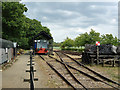 TM1265 : Engine Shelter & Coaling Stage by Roger Jones