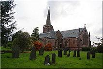NY2623 : St John's Parish Church, Keswick by Bill Boaden