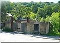 SD9927 : Former Crown Iron Works, Spring Grove, Hebden Bridge by Humphrey Bolton