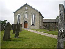 SN1436 : The Bethabara Baptist Chapel at Pontyglasier by Richard Law