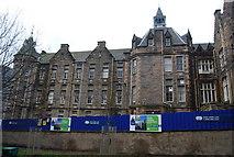 NT2572 : Royal Infirmary of Edinburgh by N Chadwick