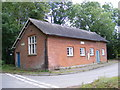 TM1868 : Bedingfield Village Hall by Adrian Cable