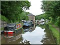 SO2613 : Govilon Wharf, Monmouthshire and Brecon Canal by Robin Drayton