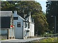 NS2683 : Rhu post office and inn by Lairich Rig