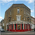 "TQ3186 : ""The Auld Triangle"" public house, near Finsbury Park by Julian Osley"