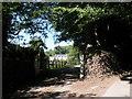 SS9128 : Hollam House, near Dulverton by Roger Cornfoot