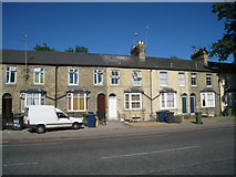 TL4557 : Terraced housing - Hills Road by Given Up