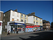 TL4557 : Shops on Hills Road by Given Up