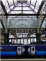 NS5865 : Glasgow Central station by Thomas Nugent