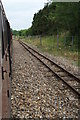 TG2422 : Bure Valley Railway and Bure Valley Path by Glen Denny