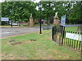 TQ3428 : Main entrance to Ardingly College by Dave Spicer