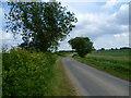 TF1402 : Woodcroft Road looking back towards Marholm by Marathon