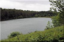 NH6750 : Loch Lundie by Stuart Logan